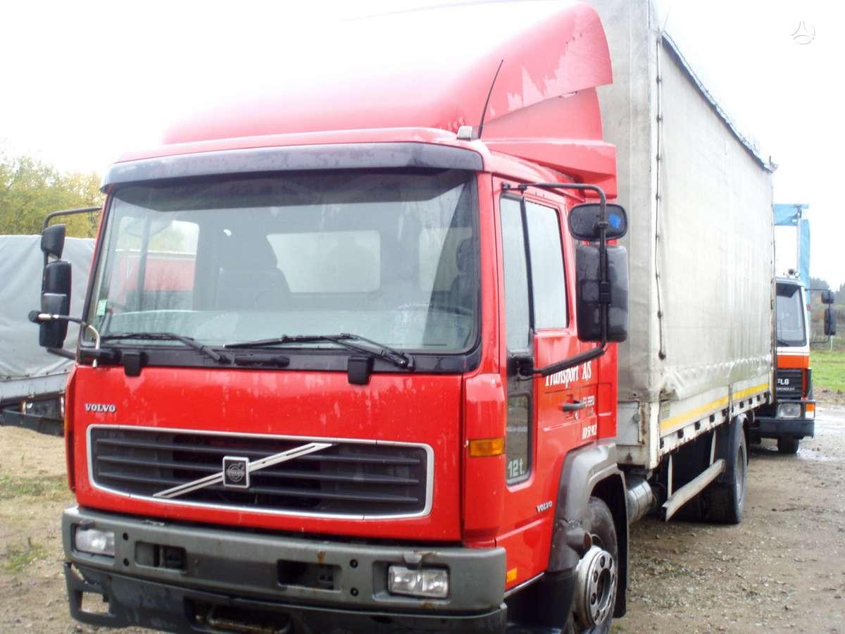 Volvo FL 612, sunkvežimiai