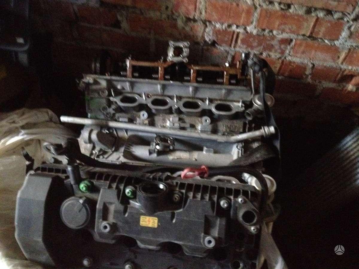 BMW 745. Parduodamas variklis bmw 745, 2004 metų, ardomas dalimis