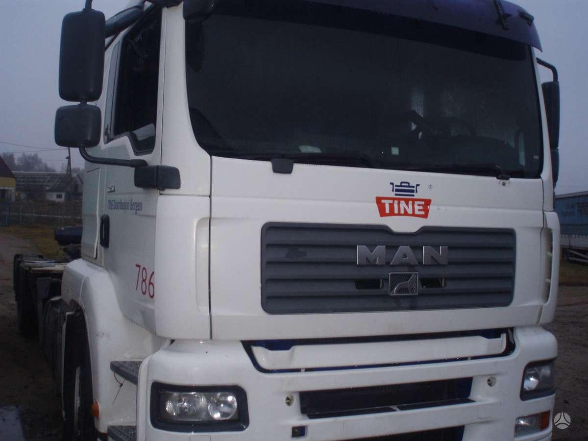 MAN TGA 26.363, sunkvežimiai