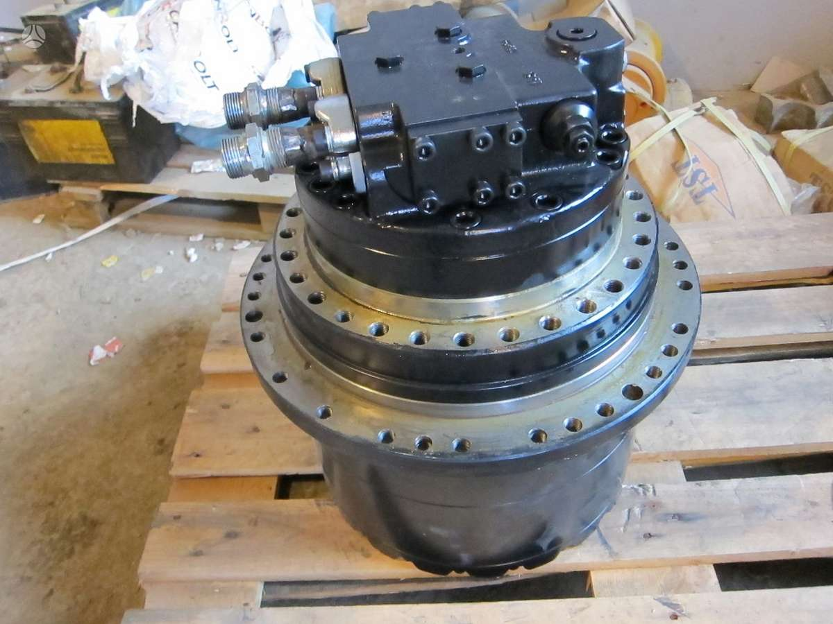 JCB, sonines pavaros hidro varkliai, statybos ir kelių tiesimo technika