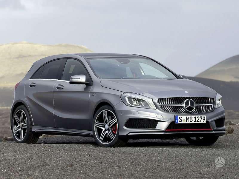 Mercedes-Benz A klasė dalimis. !!!! naujos originalios dalys !!!!