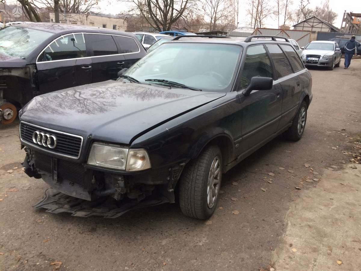Audi 80 (B4). Naudotos automobiliu dalys automobiliai nuo 1995