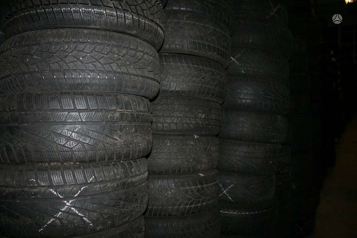 Dunlop, universaliosios (m+s) 205/60 R16