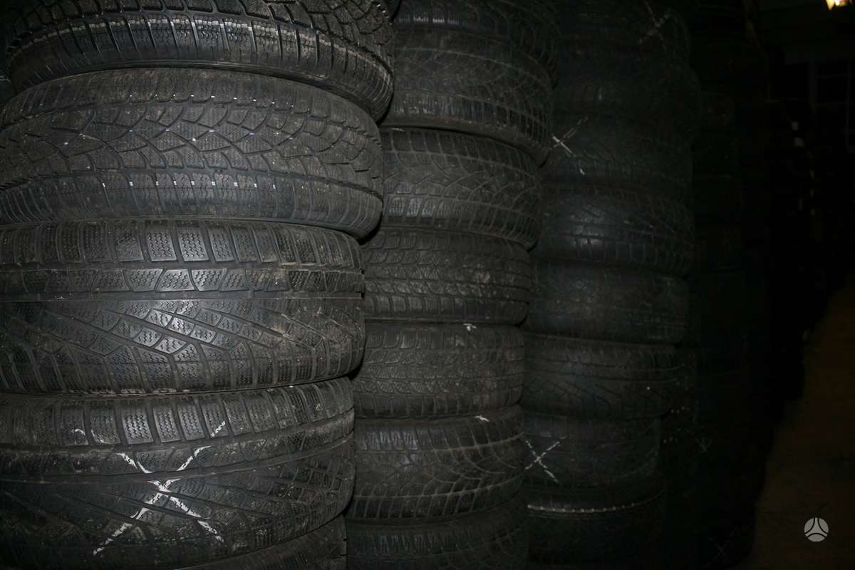 Dunlop, universaliosios (m+s) 205/55 R16