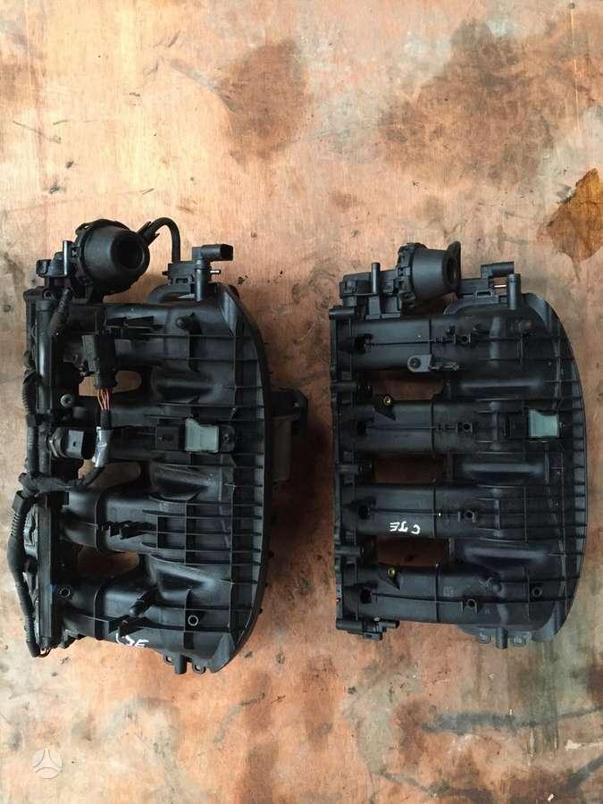 Audi A4 vandens pompa, įpurškimo sistema, variklio kronšteinas
