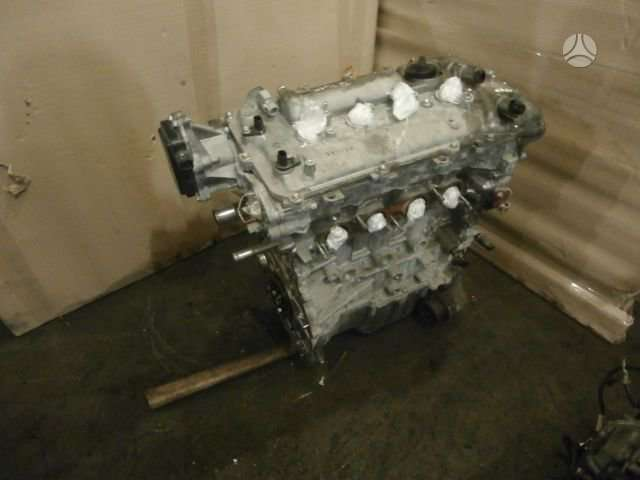 Toyota Avensis. 2zr-fae