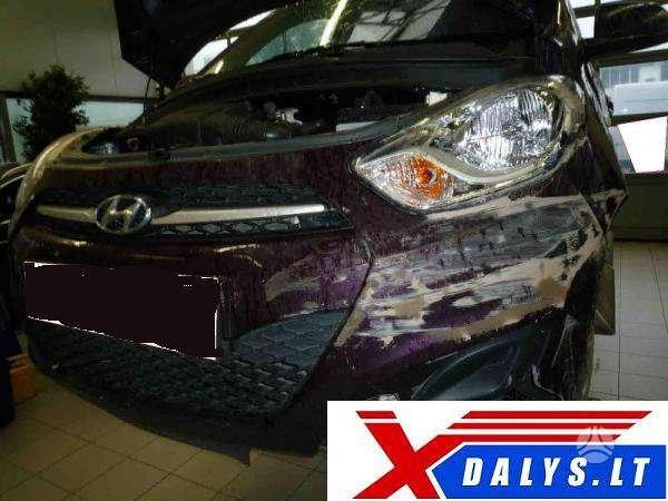 Hyundai i10. Jau dabar e-parduotuvėje www.xdalys.lt jūs galite: