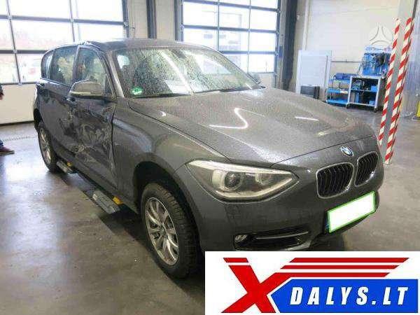 BMW 1 serija. Jau dabar e-parduotuvėje www.xdalys.lt jūs galite: