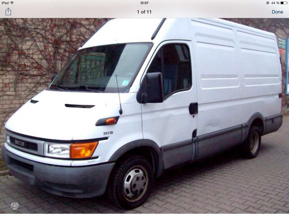 Iveco Daily dalimis