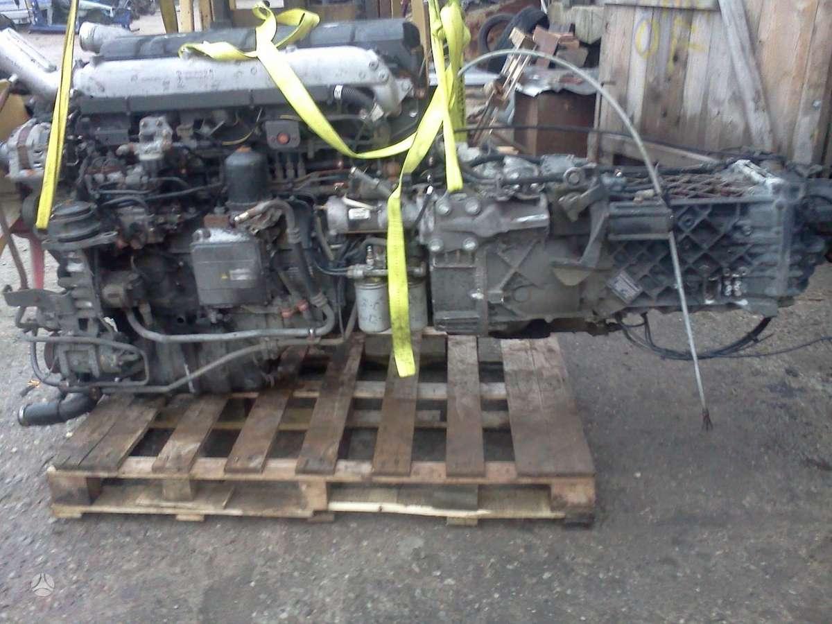 Renault Premium DCI11 ZF16S181 PRISTAT, vilkikai