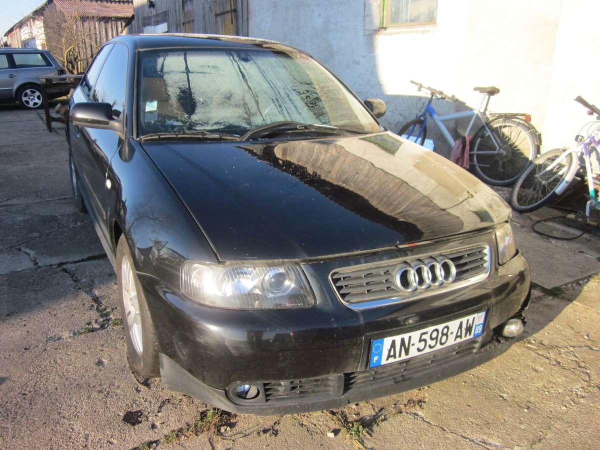 Audi A3. 81 85 96kw  yra daugiau ardomu auto taip pat yra ir