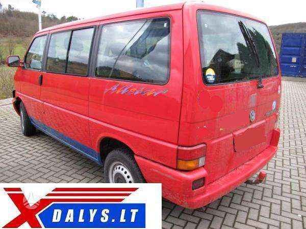 Volkswagen Multivan. Www.xdalys.lt  bene didžiausia naudotų ir