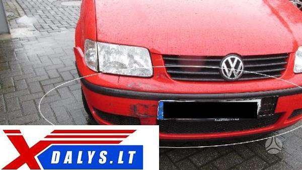 Volkswagen Polo. Www.xdalys.lt  bene didžiausia naudotų ir