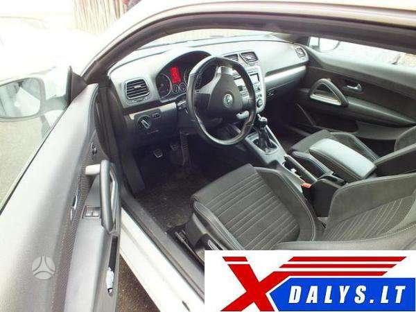 Volkswagen Scirocco. Www.xdalys.lt  bene didžiausia naudotų ir