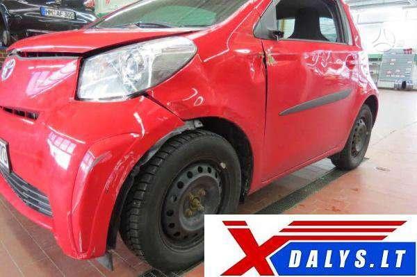 Toyota iQ. Www.xdalys.lt  bene didžiausia naudotų ir naujų