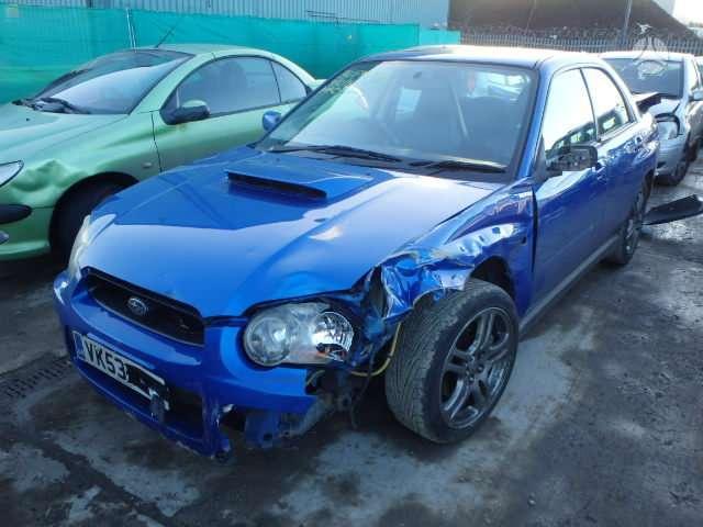 Subaru Impreza  WRX dalimis. 2001-2011 dalimis. taip pat yra iš