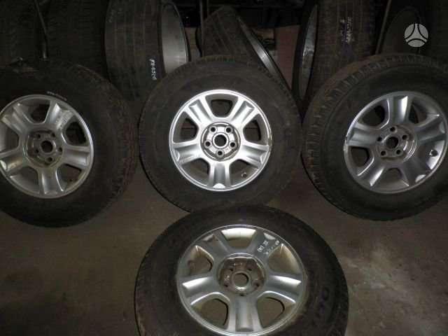 Dunlop, universaliosios 235/70 R16