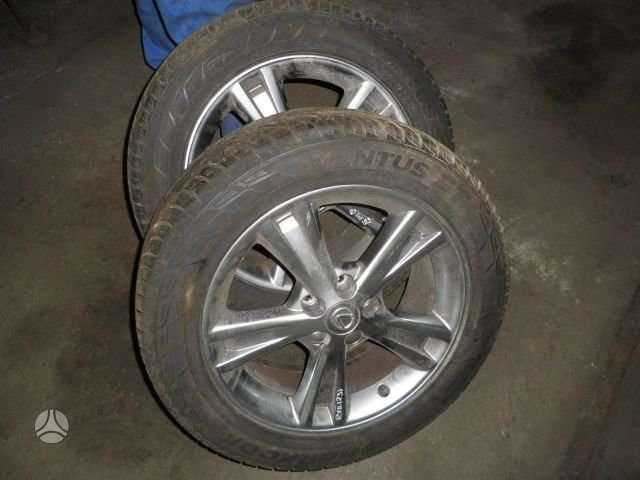 Lexus, RX 400h, lengvojo lydinio, R17
