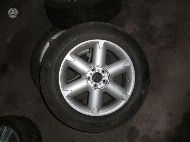 Nissan MURANO, lengvojo lydinio, R18