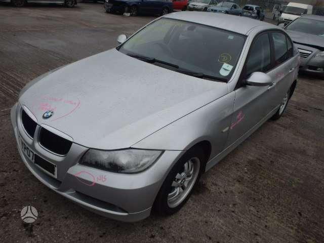 BMW 3 serija. доставка запчястеи в  мoскву доставка запчястеи в