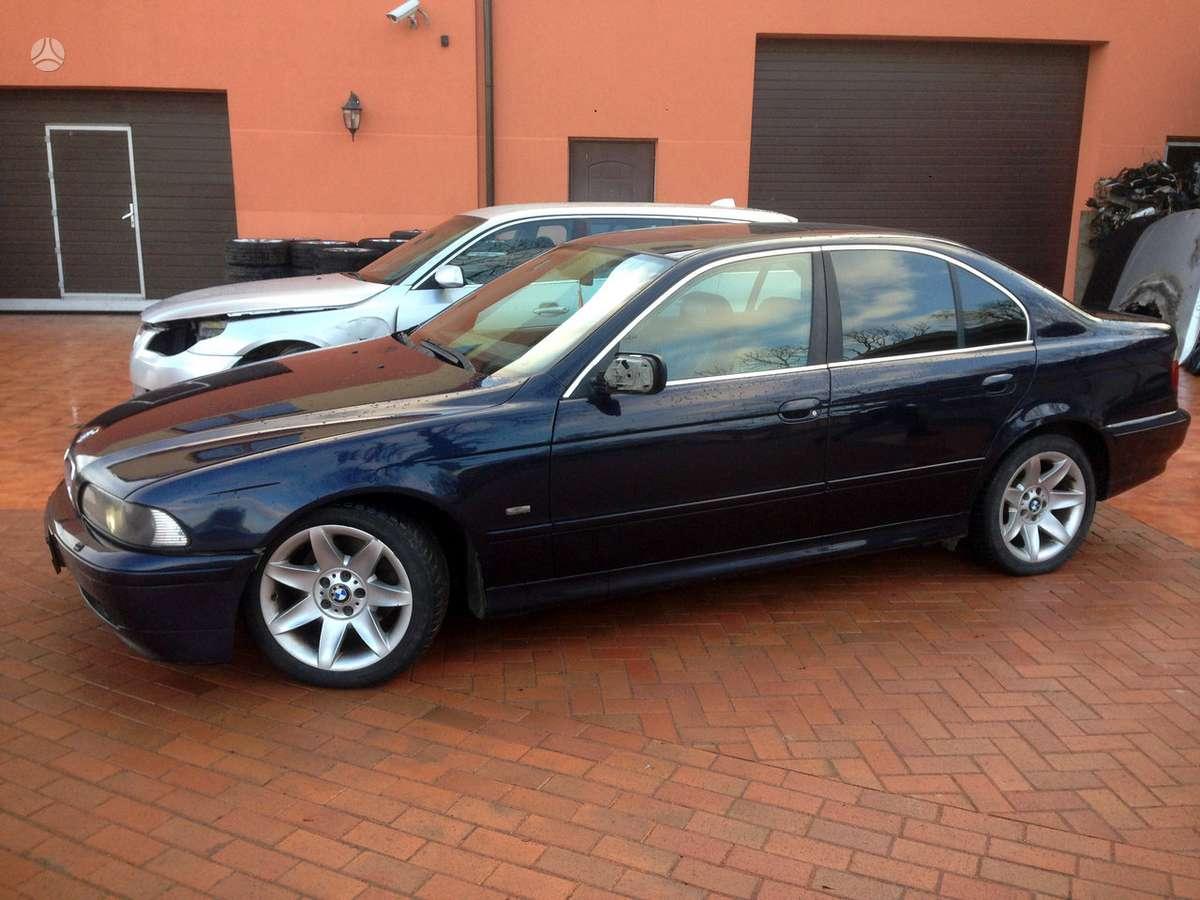 BMW 530 dalimis. Bmw520i 1997-2001m.  bmw525tds 1996-1999m.
