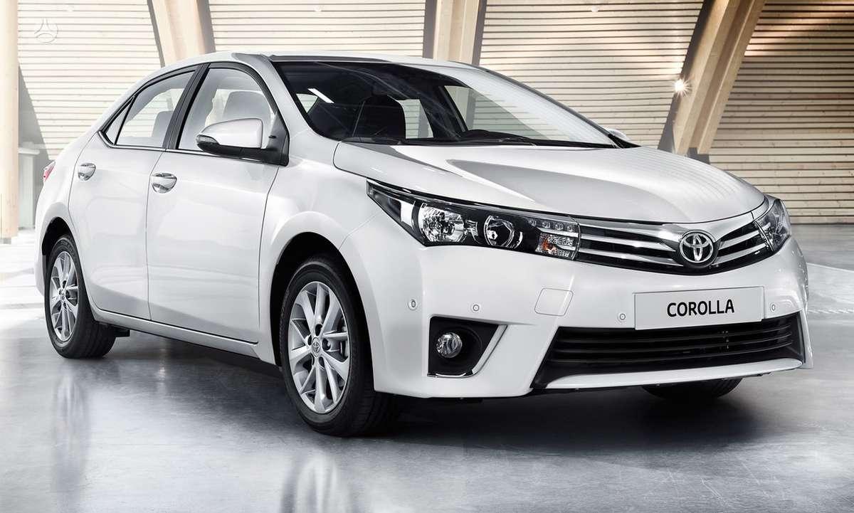 Toyota Corolla dalimis. !!!! naujos originalios dalys !!!! !!! н