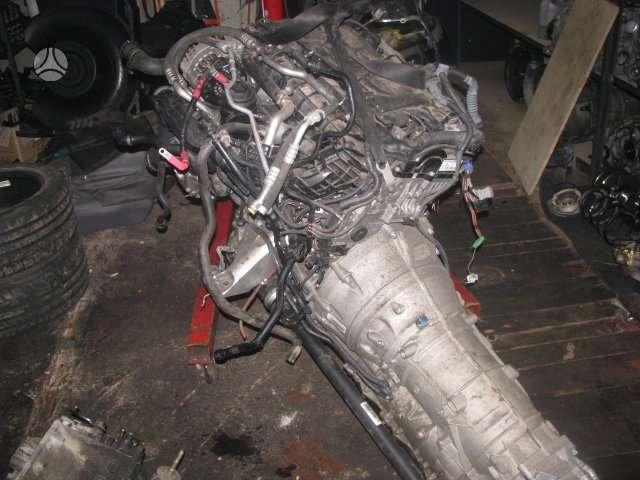 BMW X5. 173kw,180kw,225kw.motoras viskas kas aplink ji deze