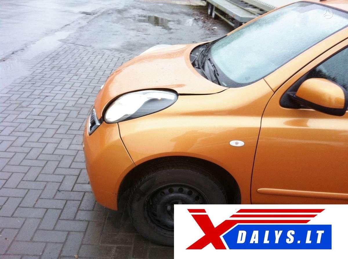 Nissan Micra dalimis. Xdalys.lt  bene didžiausia naudotų ir
