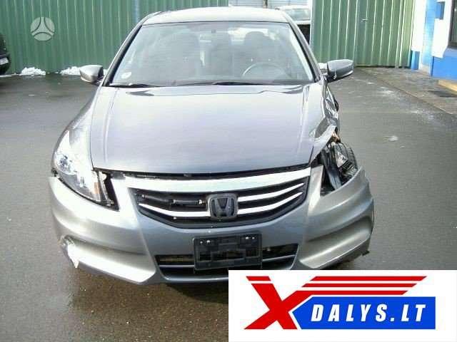 Honda Accord dalimis. Jau dabar e-parduotuvėje www.xdalys.lt jūs
