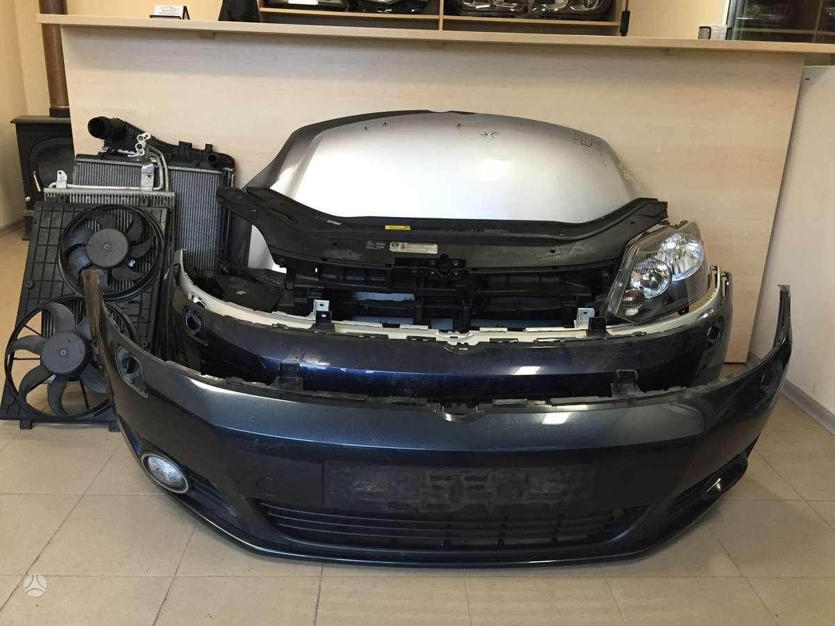 Volkswagen Golf Plus. Atvežame dalis į jums patogią vietą kaune.