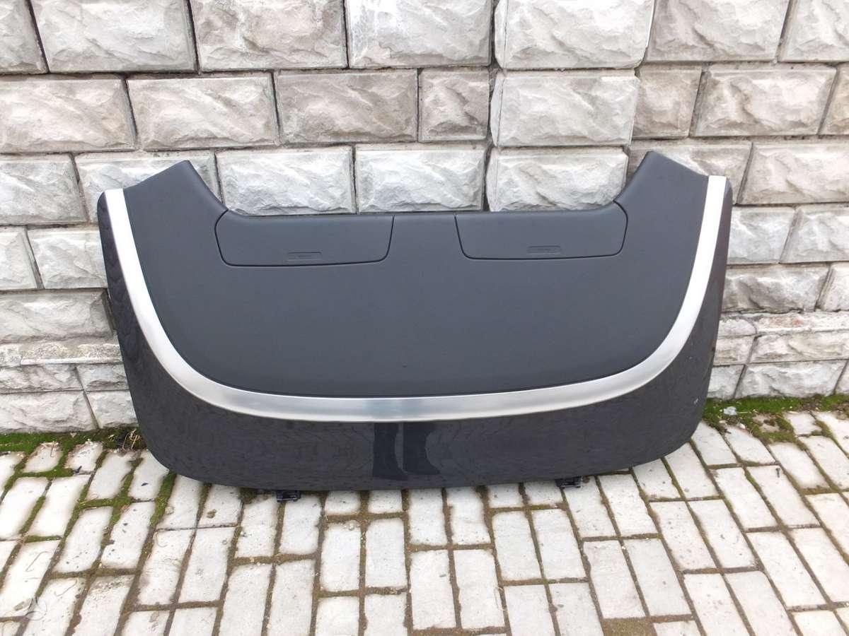 Audi A3. A3  8v kabrio galines palanges dangtis 2014m yra ir