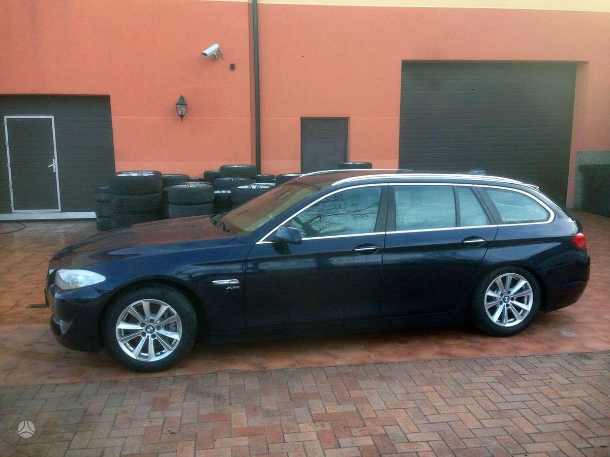 BMW 530 dalimis. Bmw f11 530xd touring 2011-2012m. bmw f11 520d
