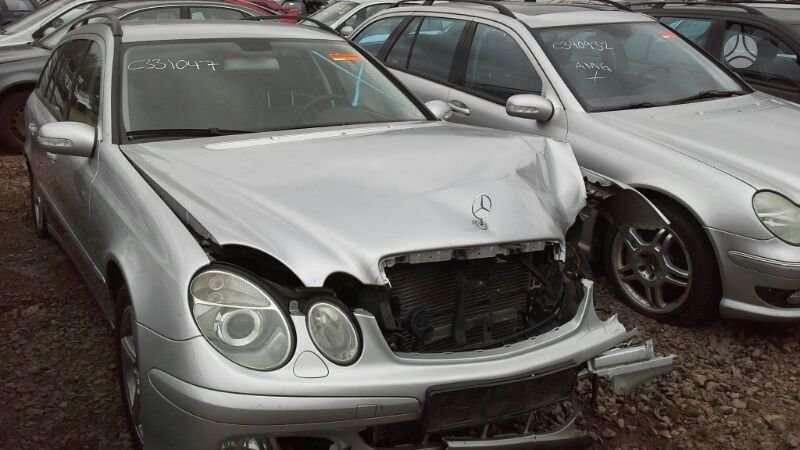 Mercedes-Benz E320 dalimis. 4x4  prekyba naujomis ir