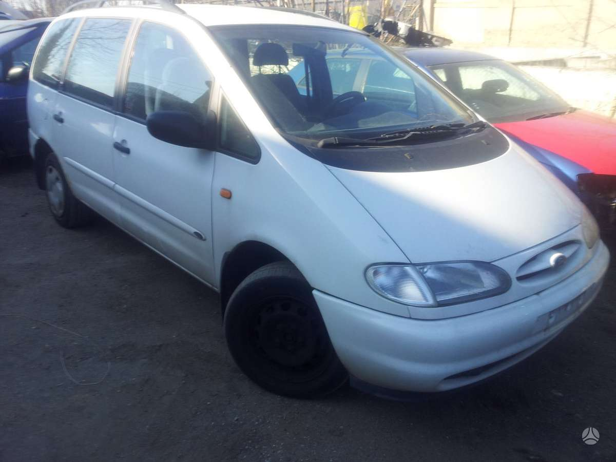 Ford Galaxy. Is belgijos