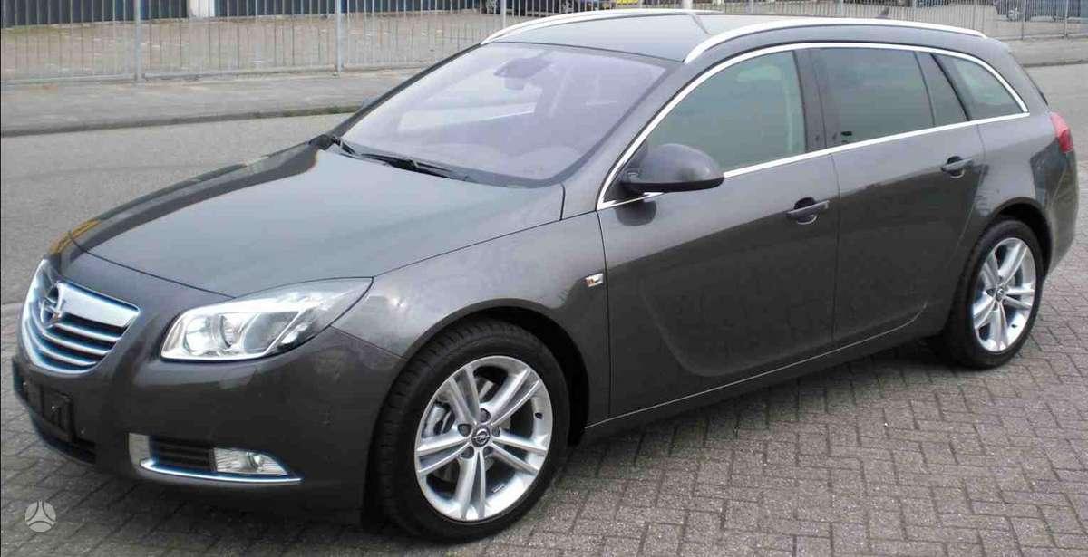 Opel Insignia. Naudotos visu automobiliu markiu dalys.detaliu