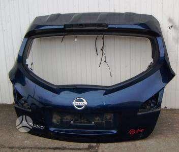 Nissan Murano. Originalios devetos kebulu dalys visiems