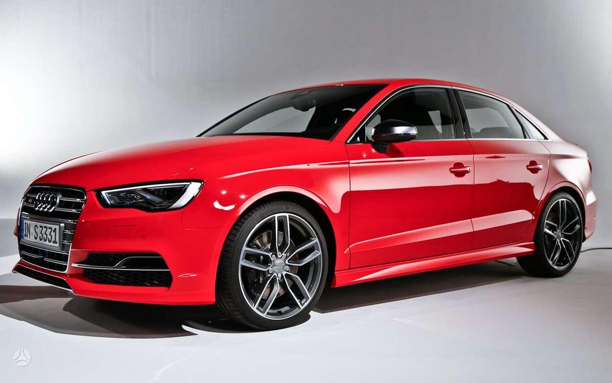 Audi A5. Naujų orginalių detalių užsakymas prieinamiausiomis