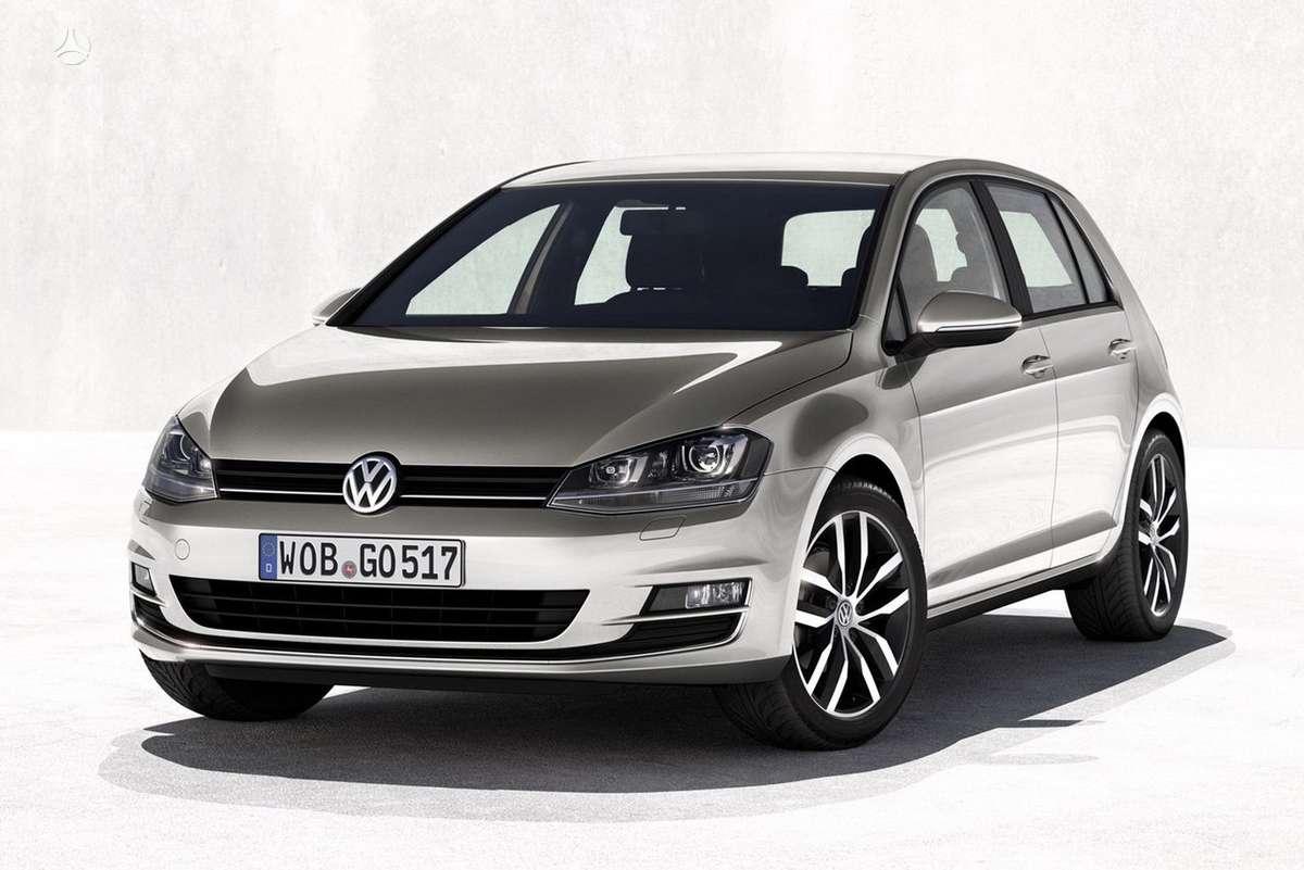 Volkswagen Golf. Naujų orginalių detalių užsakymas