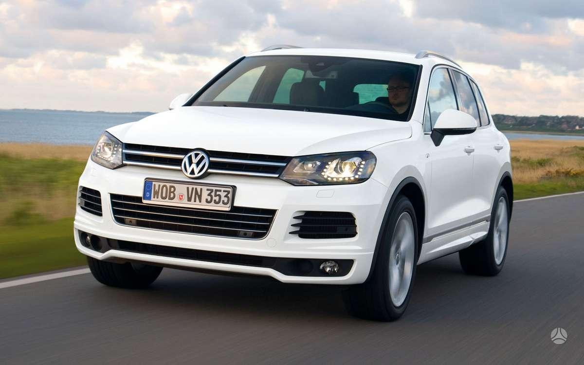 Volkswagen Tiguan. Naujų orginalių detalių užsakymas