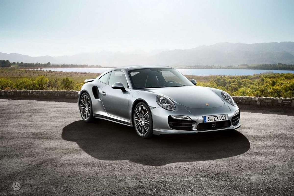 Porsche 911. Naujų orginalių detalių užsakymas prieinamiausiomis