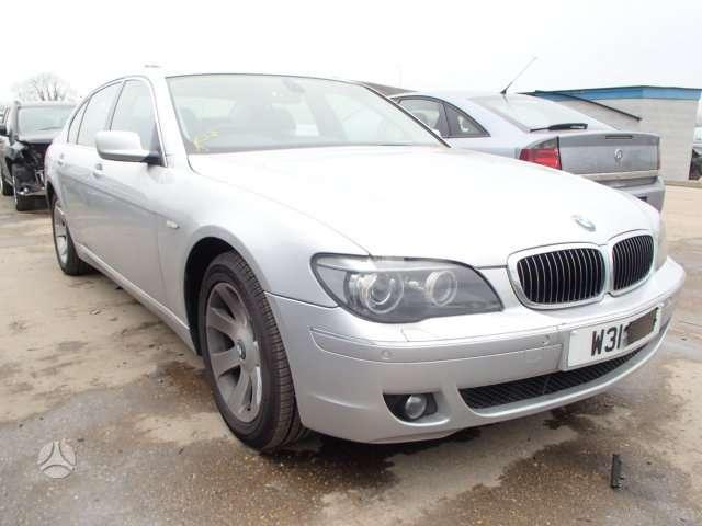 BMW 730. Bmw 730 2006m. 3.0 ltr dyzelis,lieti ratai sport
