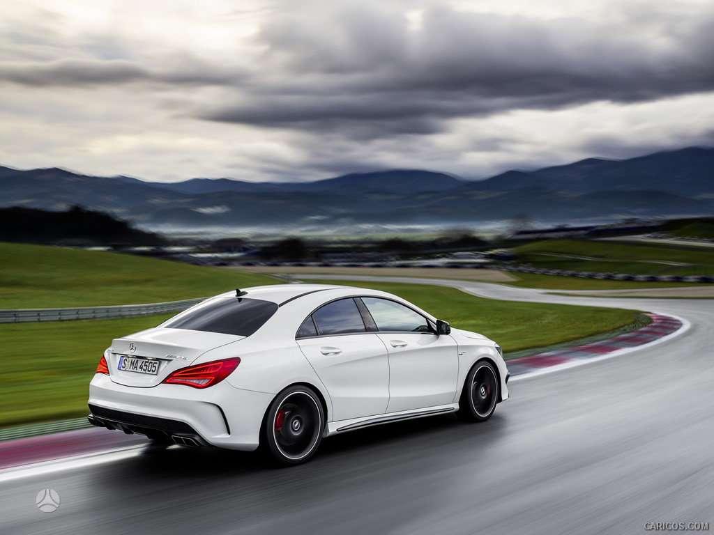 Mercedes-Benz CLA klasė. Naujų originalių automobilių detalių už