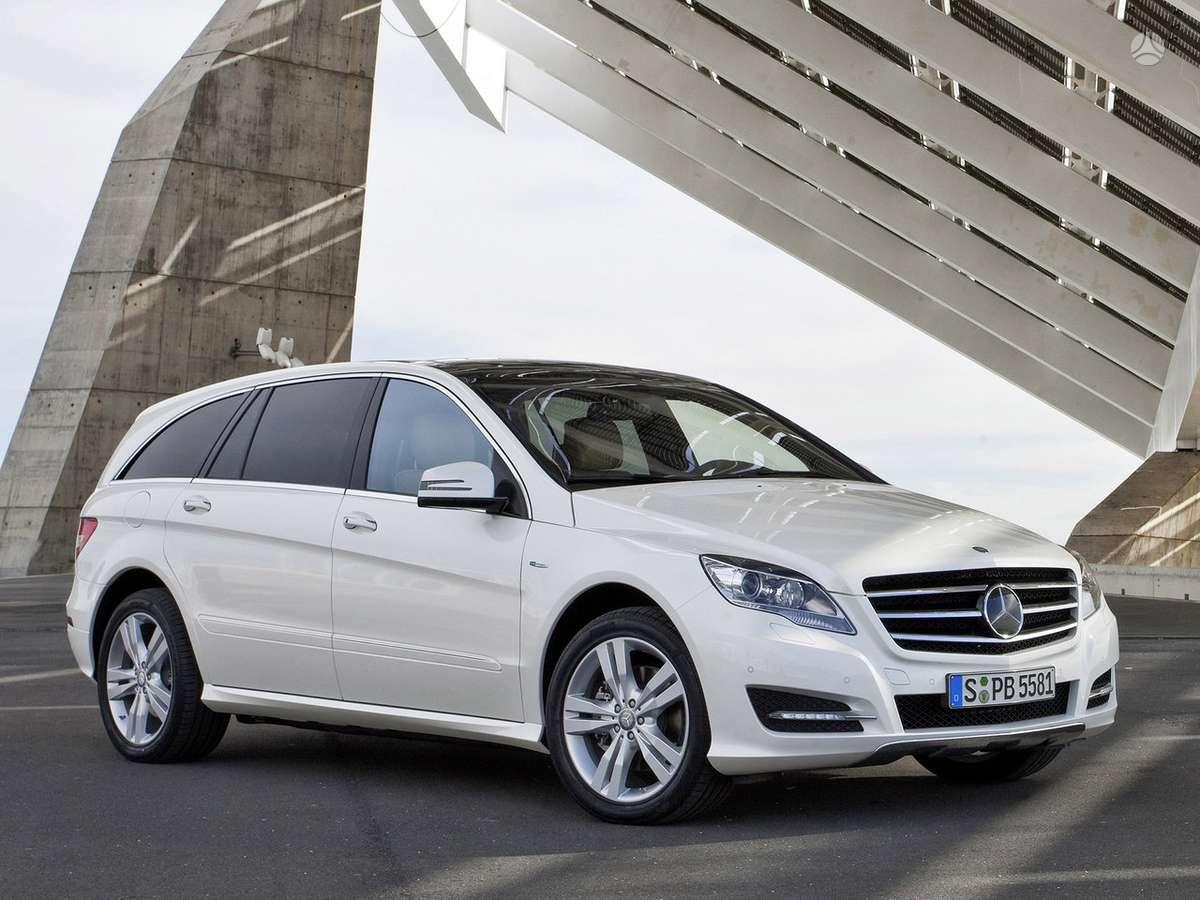 Mercedes-Benz R klasė. Naujų originalių automobilių detalių už