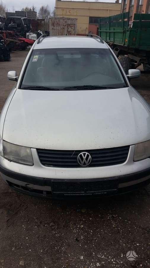 Volkswagen Passat. .) vw passat, 2000 m., 1,6 benzinas, 74 kw.,