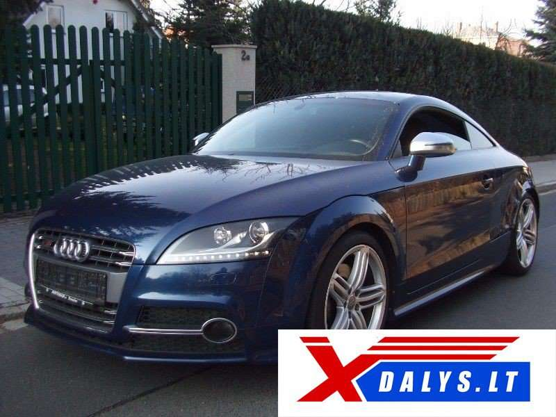 Audi TTS dalimis. Www.xdalys.lt  bene didžiausia naudotų ir