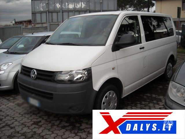 Volkswagen Caravelle dalimis. Www.xdalys.lt