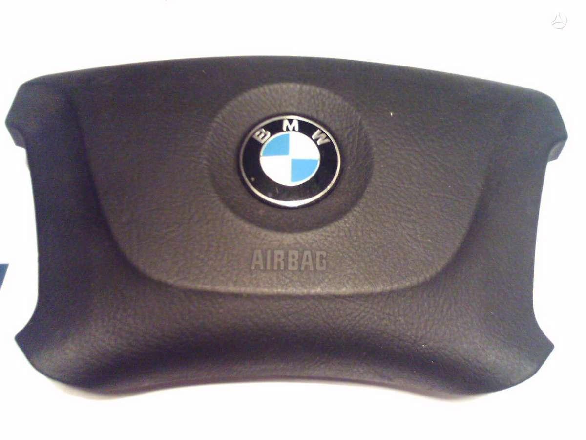 BMW 5 serija oro pagalvės