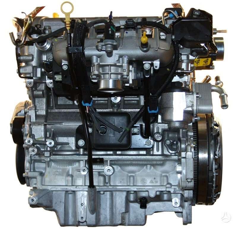 Opel Insignia. Naujas variklis a20nht novij motor new engine