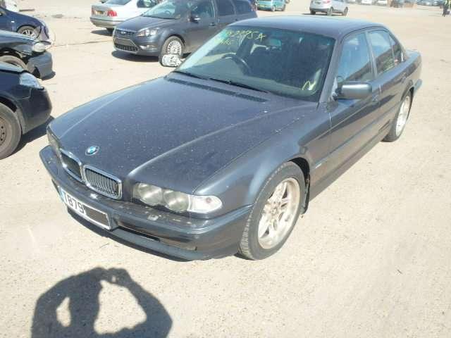 BMW 740. Bmw 740 2000m. odinis salonas ,lieti ratai, dalimis