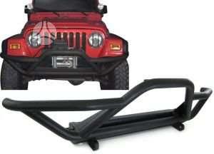 Jeep Wrangler. Naujos tuning dalys.priekinis lankas juodas-tinka